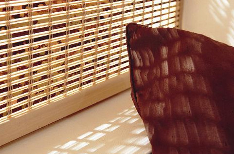You are browsing images from the article: Wood Weave Blinds